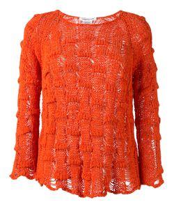 Lamberto Losani   Chunky Knit Jumper Size Medium