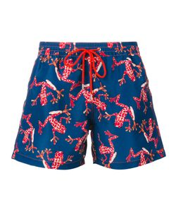 Paul Smith | Frog Print Swim Shorts