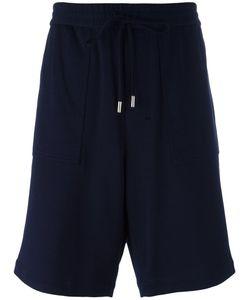 AMI Alexandre Mattiussi | Elasticated Waist Bermuda Shorts Size 42