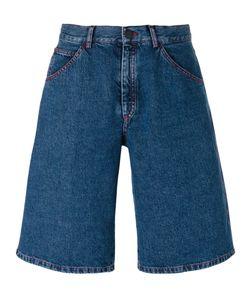 Gosha Rubchinskiy   Denim Shorts Xs