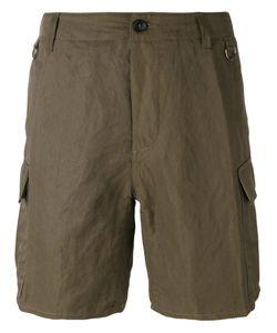 Ermanno Scervino   Multi-Pocket Cargo Shorts Men
