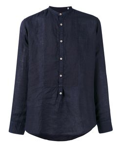 The Gigi | Band Collar Shirt Size 42