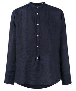 The Gigi | Band Collar Shirt