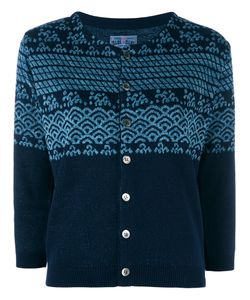 Blue Blue Japan | V-Neck Cardigan