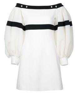 David Koma | Loose-Fit Sleeves Off-Shoulders Dress Size 10