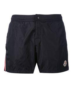 Moncler | Striped Trim Swim Shorts