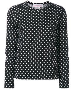 Comme Des Garçons Noir Kei Ninomiya | Dots Longsleeved T-Shirt