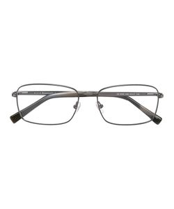 Ermenegildo Zegna | Square Frame Glasses Acetate/Metal