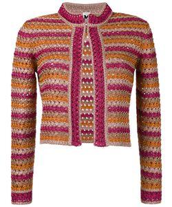 M Missoni | Loose Knit Blazer Women Viscose