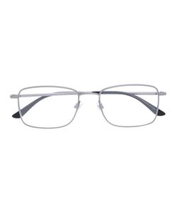 Giorgio Armani | Square Frame Glasses Acetate/Metal