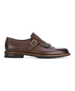 Ermenegildo Zegna | Fringed Monk Shoes Men
