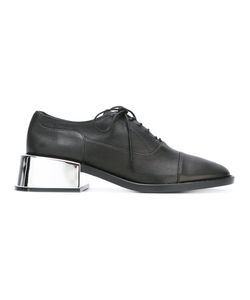 Mm6 Maison Margiela | Heel Oxford Shoes Size 40