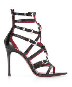 Cesare Paciotti   Strappy Stiletto Sandals 37