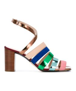 PS Paul Smith | Ps By Paul Smith Strappy Block Heel Sandals Size 41