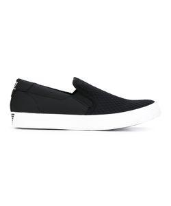 EA7 Emporio Armani | Textured Slip-On Sneakers Men