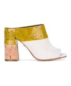Dorothee Schumacher | Contrast Mule Sandals