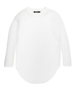The Reracs | Perforated Long Sleeve Top