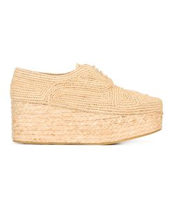 Robert Clergerie | Pinto Platform Lace-Up Shoes Size 37