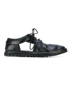 Marsèll | Cut-Out Lace-Up Shoes 39
