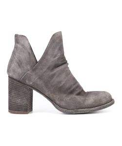 Officine Creative | Wrinkled Boots Size 38.5