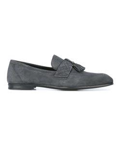 BOTTEGA VENETA   Tassel Detail Slippers Size 43