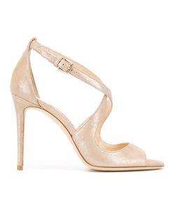 Jimmy Choo | Emily 100 Sandals Size 39.5