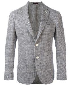 The Gigi | Patterned Blazer Size 48