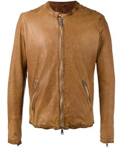 Giorgio Brato | Zipped Leather Jacket