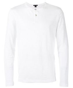 Theory | Henley Longsleeved T-Shirt Men L