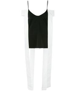 Ellery | Contrast Strip Cami Vest Women