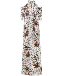 Erdem | Printed Annaliese Gown Size 12