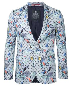 Loveless | Birds Print Blazer Size 2