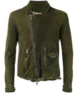 Giorgio Brato | Zip Up Jacket Size 46