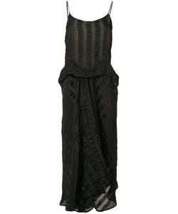Uma Wang | Draped Slip Dress