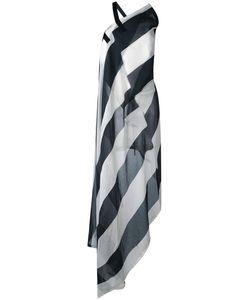 Ann Demeulemeester | Striped Dress Women