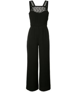 Yigal Azrouel | Lace Apron Jumpsuit