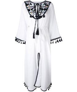 Dodo Bar Or | Embroidered Shirt Dress Women