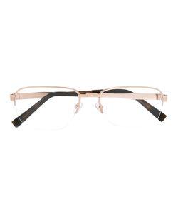 Ermenegildo Zegna | Square Frame Glasses Acetate/Titanium