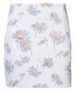 Rodarte   Print Skirt 4