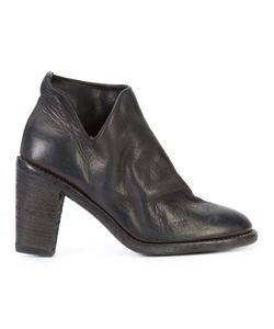 Guidi | Cut-Out Detail Boots Size 39