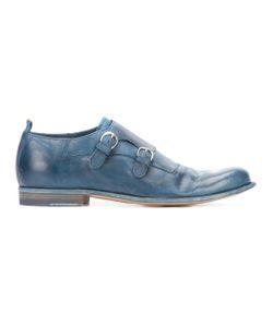 Officine Creative | Mono 6 Monk Strap Shoes