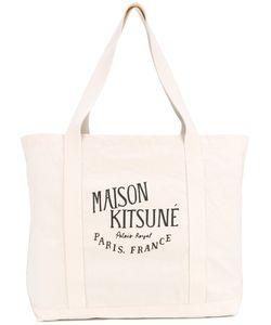 Maison Kitsuné | Logo Print Tote Men