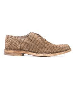 Officine Creative | Ideal 23 Woven Shoes Calf