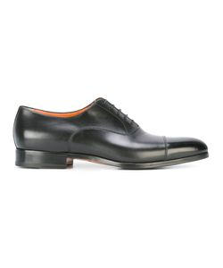 Santoni | Lace Up Oxford Shoes Size 10