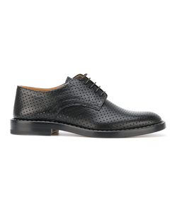 Maison Margiela   Perforated Derby Shoes Size 41