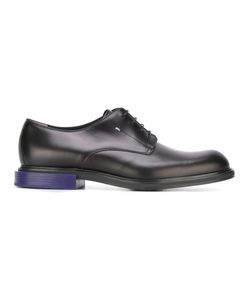 Fendi | Contrast Heel Derby Shoe 7
