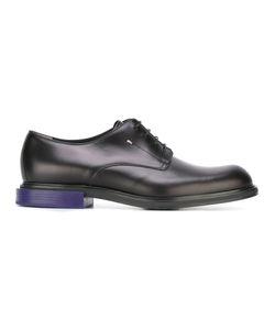 Fendi | Contrast Heel Derby Shoe 7