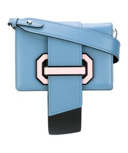 Prada | Strap Closure Crossbody Bag