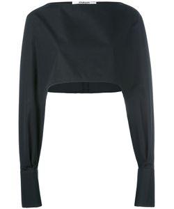 Chalayan | Cropped Cuff Detail Blouse
