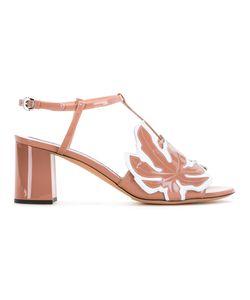 Rochas | Block Heel Sandals Size 38
